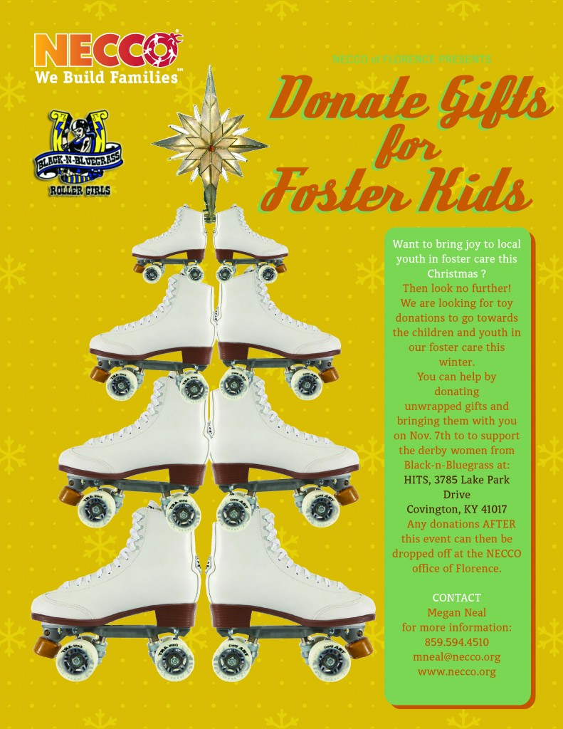 Donate Gifts for Foster Kids